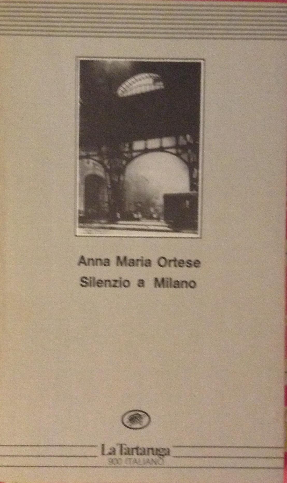 Silenzio a Milano
