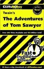 Cliffsnotes the Adventures of Tom Sawyer