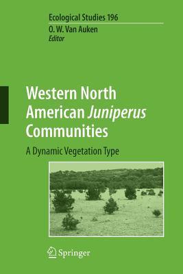Western North American Juniperus Communities
