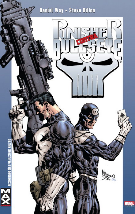 Max. Punisher contra...