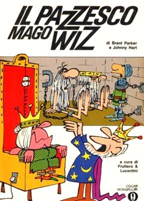 Il pazzesco mago Wiz