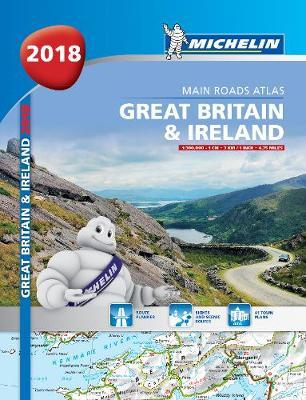 Great Britain & Ireland 2018 - A4 paperback