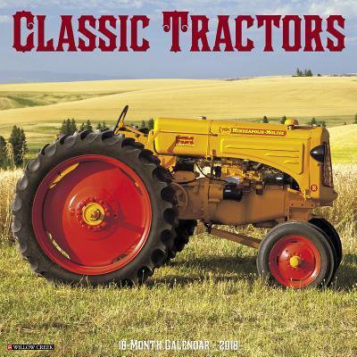 Classic Tractors 2018 Calendar