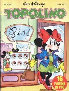 Topolino n. 2004