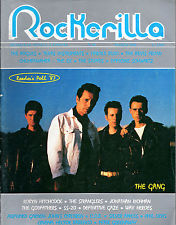 Rockerilla n.91 (marzo 1988)