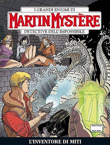 Martin Mystère n. 339