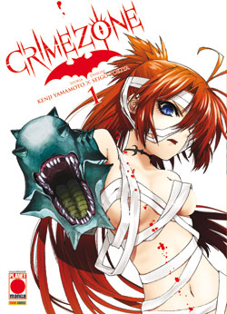 Crimezone vol. 1