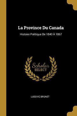 La Province Du Canada