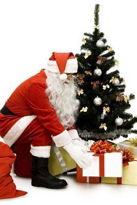 Stealing Santa Journal