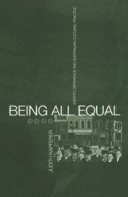 Being All Equal