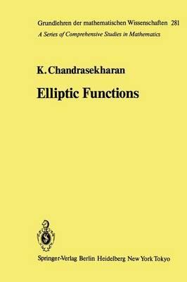 Elliptic Functions