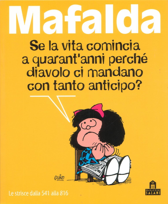 Mafalda - Quino - Anobii
