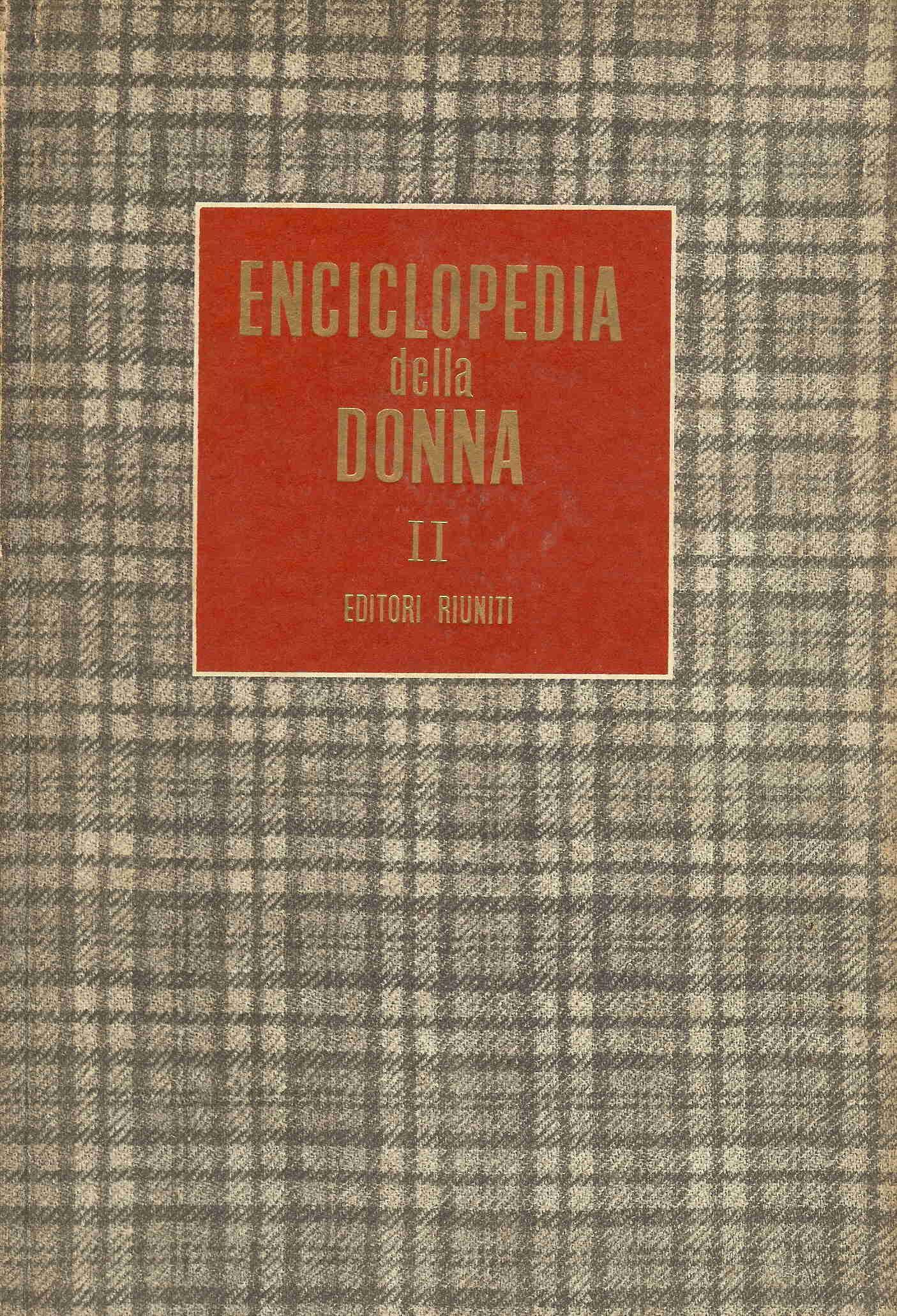 Enciclopedia della donna - Vol. 2