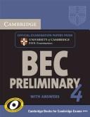 Camb BEC 4 Prelim self Study Pk