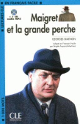 Maigret et la grande perche (1CD audio MP3)