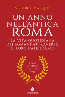 Un anno nell'antica Roma
