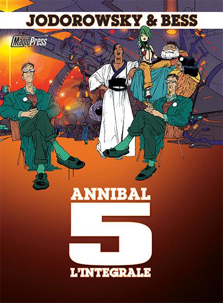 Annibal 5: L'integra...