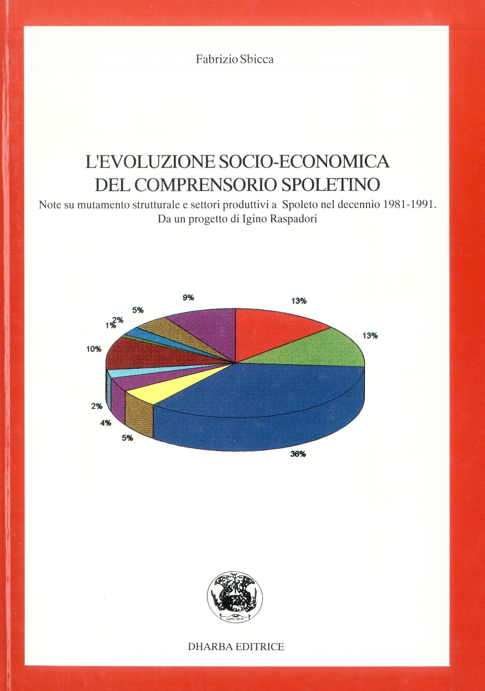 L'evoluzione socio-economica del comprensorio spoletino