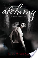 Alchemy, Book Two of the Mercian Trilogy