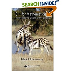 C++ for Mathematicians