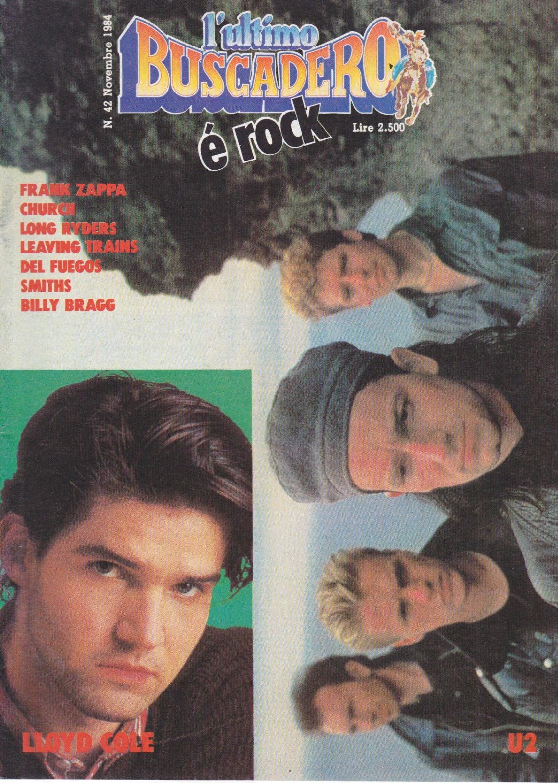 L'ultimo buscadero n. 42 (novembre 1984)