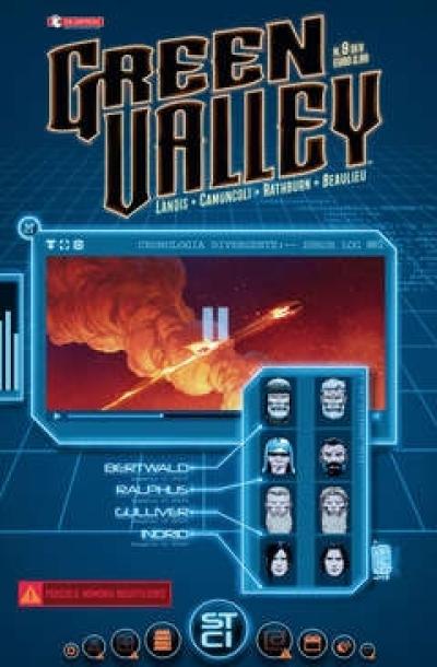 Green Valley vol. 9