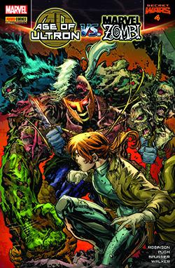 Secret Wars: Age of Ultron vs. Marvel Zombi #4