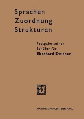 Sprachen - Zuordnung - Strukturen