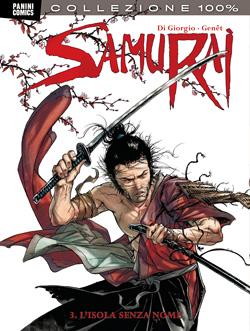 Samurai Vol. 3