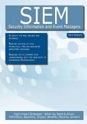 Siem - Security Information and Event Managers