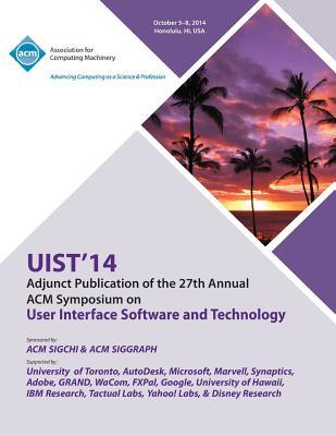 Adjunct UIST 14, 27th ACM User Interface Software & Technology Symposium