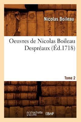 Oeuvres de Nicolas B...