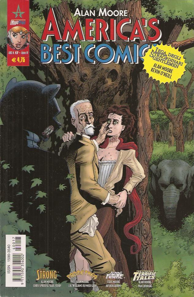 America's Best Comics vol. 17
