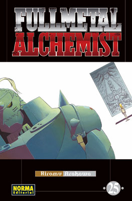 Fullmetal alchemist #25 (de 27)