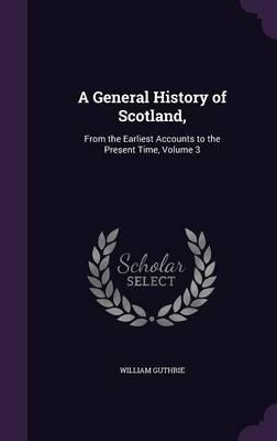 A General History of...