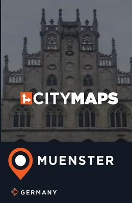 City Maps Muenster Germany