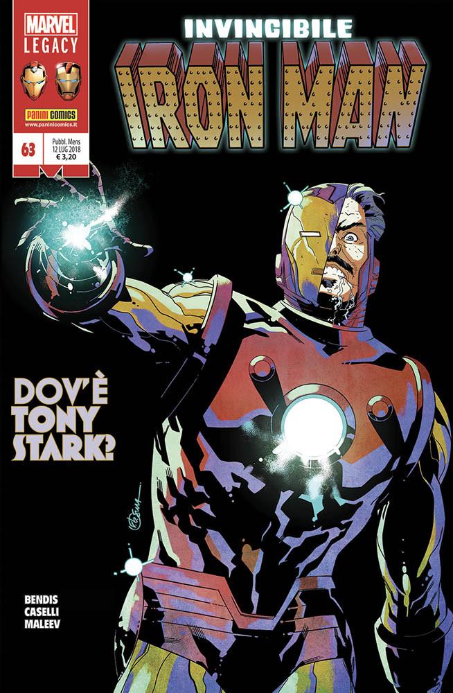 Iron Man n. 63