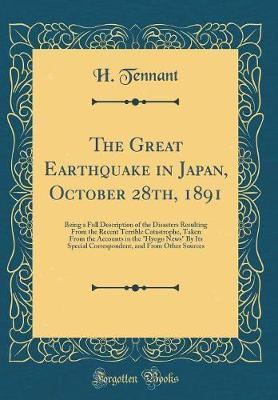 The Great Earthquake...
