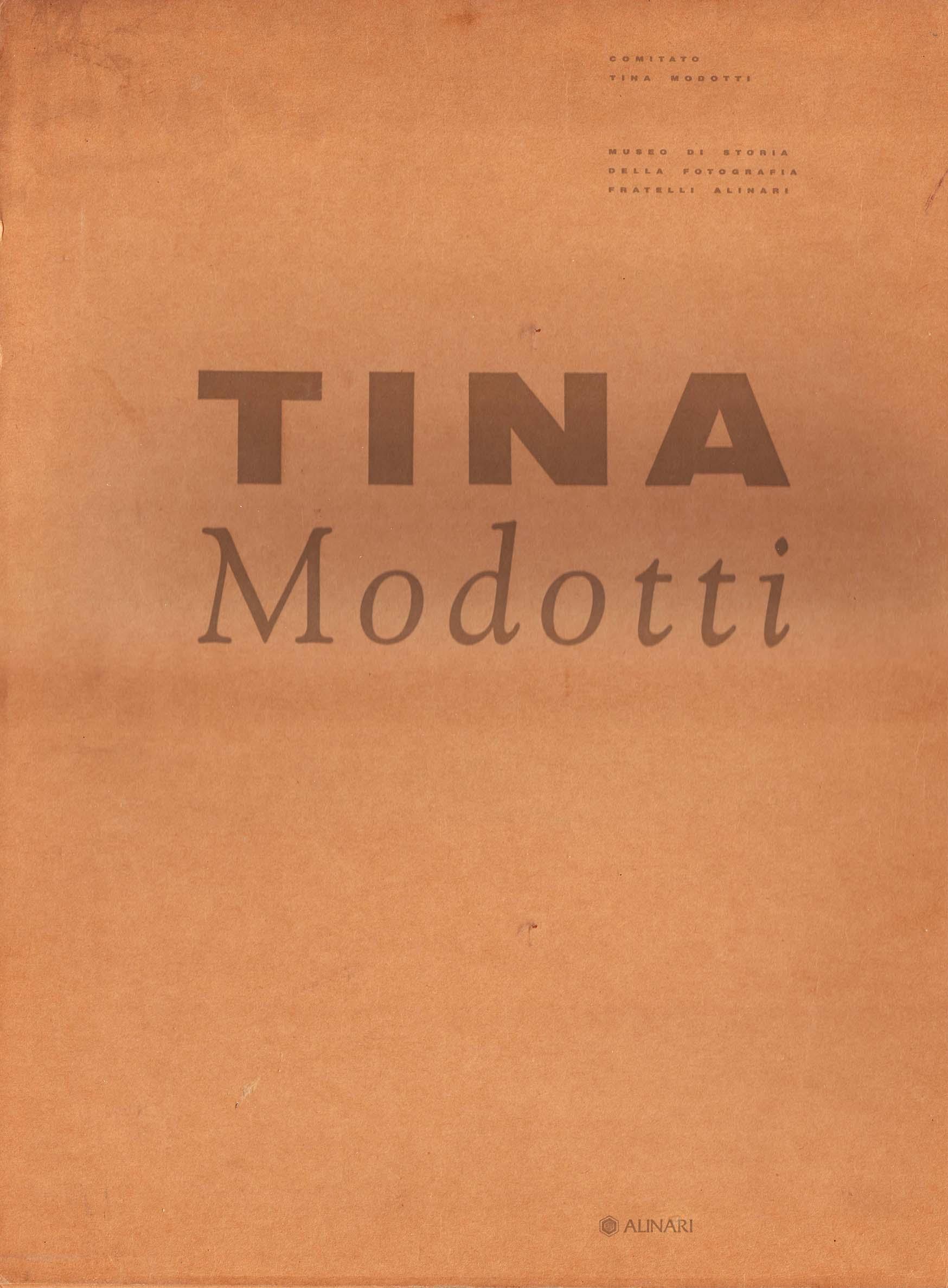 Assunta Adelaide Luigia Modotti, detta Tina