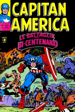 Capitan America n. 123