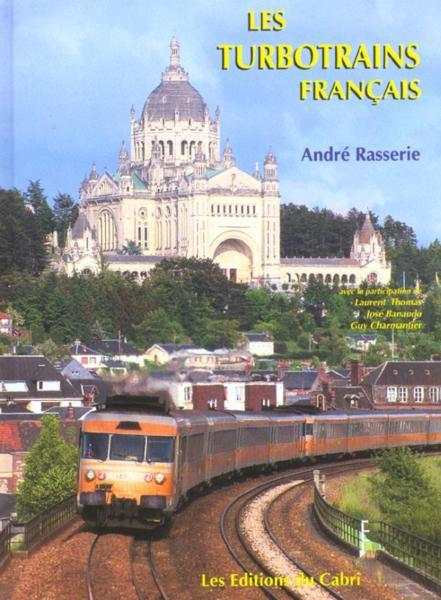 Les turbotrains français