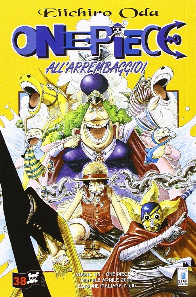 One Piece vol. 38