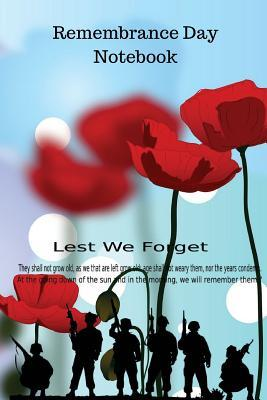 Remembrance Day Notebook