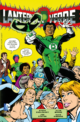 Lanterna Verde: Sett...