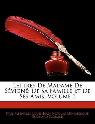 Lettres de Madame de Sevigne
