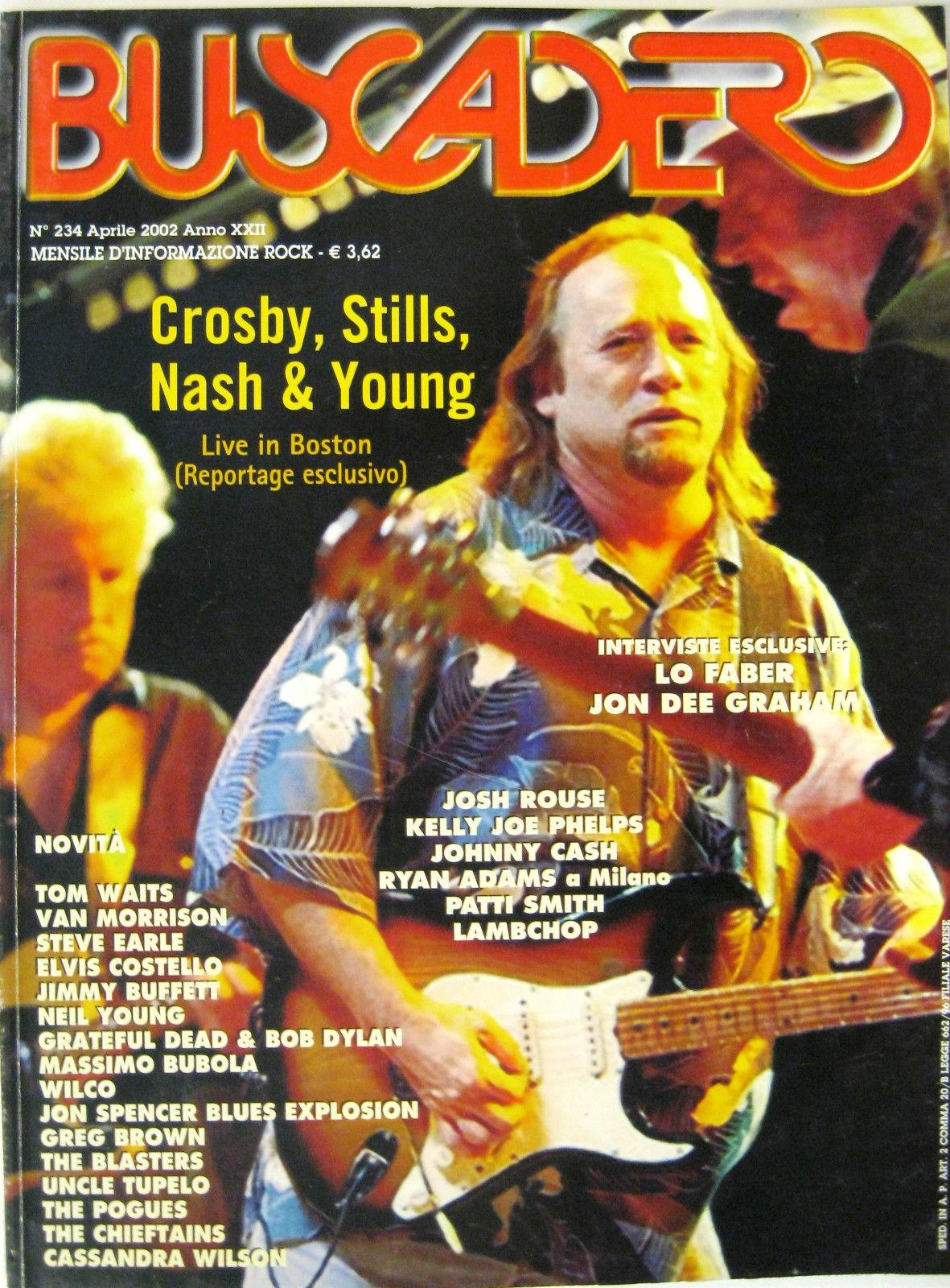 Buscadero n. 234 (aprile 2002)