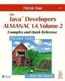 Java Developers Almanac 1.4, Volume 2