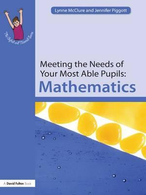 Meeting the Needs of Your Most Able Pupils