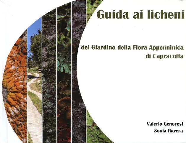 Guida ai licheni del Giardino della flora appenninica di Capracotta