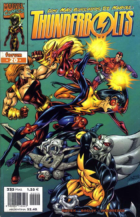 Thunderbolts Vol.1 #...